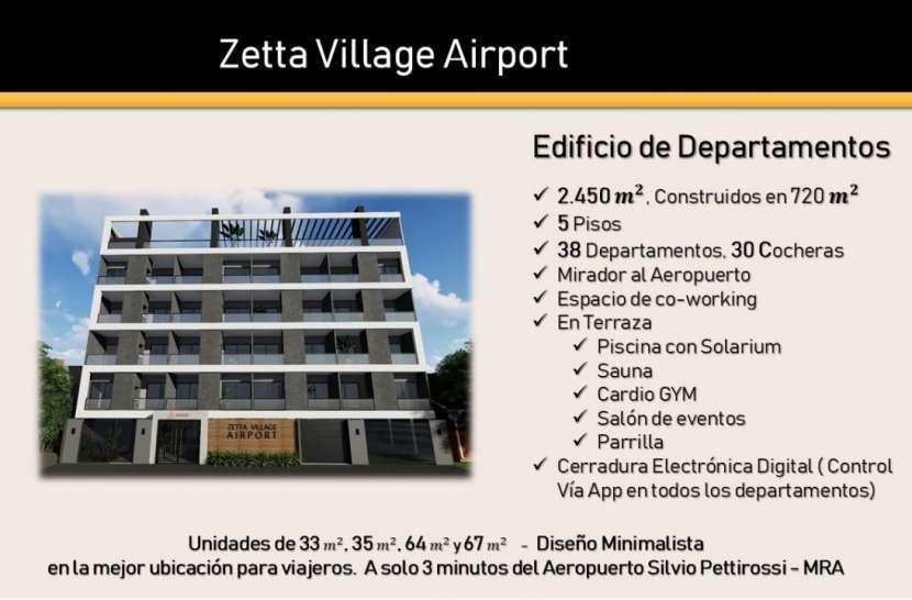 Departamento Zetta Village Airport by AirBnB - 4