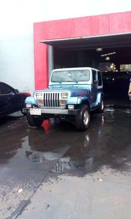Jeep Wrangler 1989 - 1