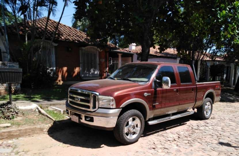 Ford F250 2007 - 8
