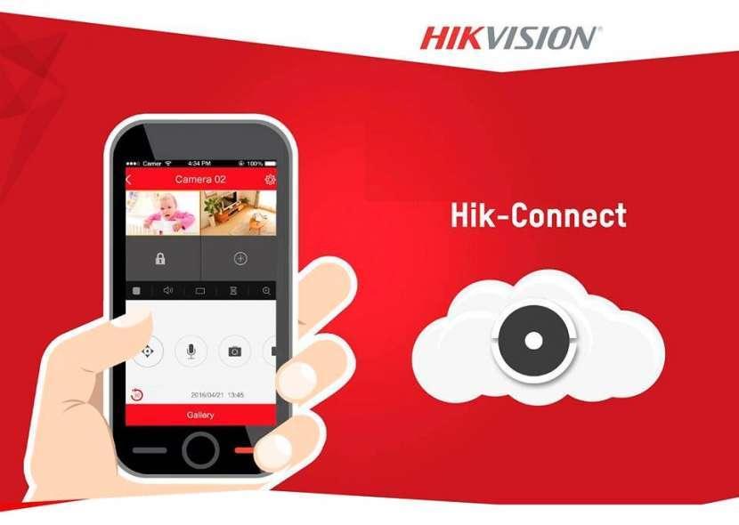 Cctv 8 cámaras con dvr de 16 canales Hikvision - 2