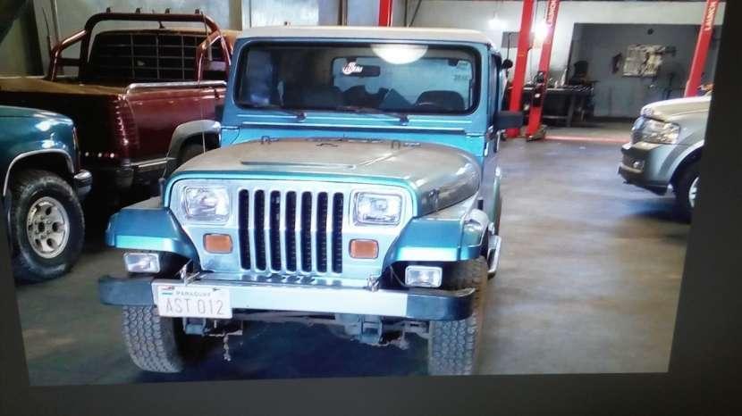 Jeep Wrangler 1989 - 2