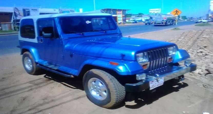 Jeep Wrangler 1989 - 5