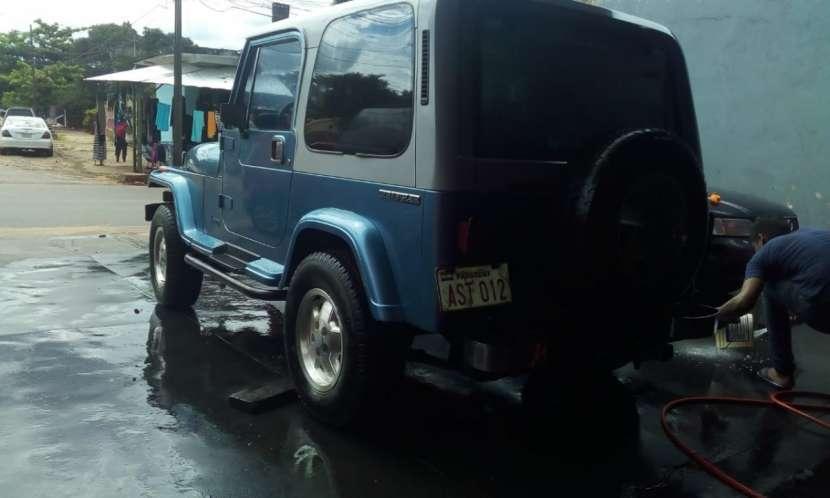 Jeep Wrangler 1989 - 3