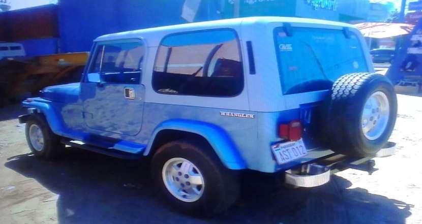 Jeep Wrangler 1989 - 7