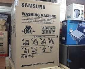 Lavarropa automática Samsung carga superior de 8 kilos