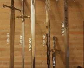 Espadas originales hecho en Toledo