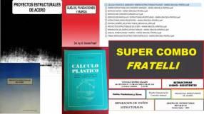 Libros digitales de Maria Fratelli cálculo estructural