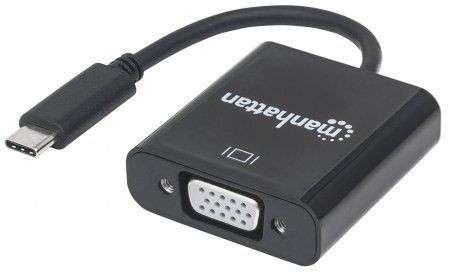 Conversor USB-C 3.1/VGA 151771 - 0