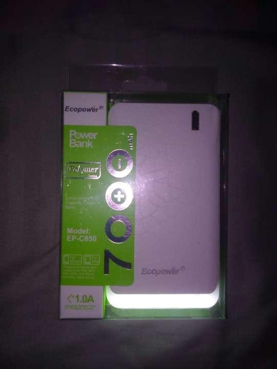 Cargador portátil Ecopower - 2