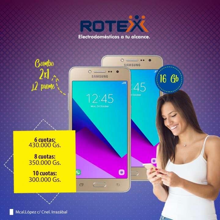Samsung Galaxy J2 Prime 2x1