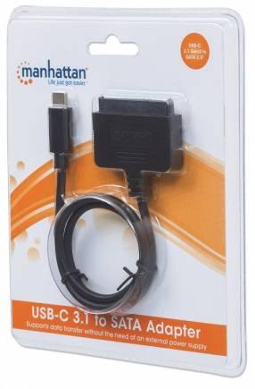 Adaptador cable USB-C 3.1 / SATA 2.5 152495