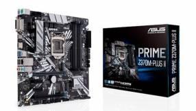 MB ASUS 1151 Prime Z370M-PLUS II S/R/DVI/HDMI/M2/DDR4