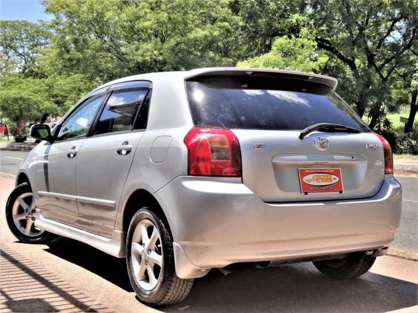 Toyota Allex 2001 - 7