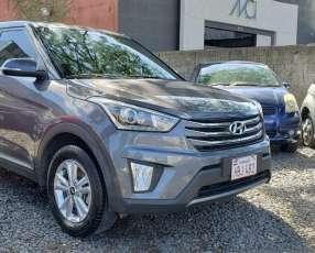 Hyundai Creta 2018 gris oscuro