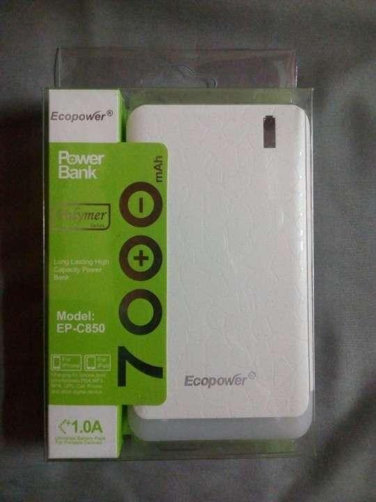 Cargador portátil Ecopower - 0