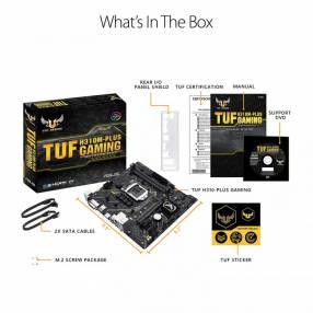 MB ASUS 1151 TUF H310M-Plus gaming S/R/DVI/HDMI/DDR4