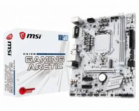 MB MSI 1151 H310M Gaming Artic S/R/DVI/HDMI/DDR4