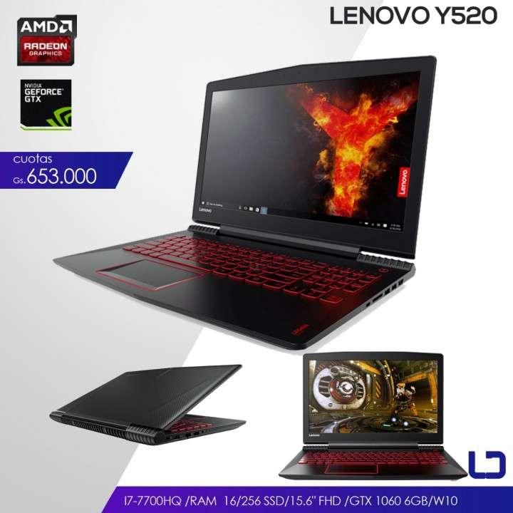 Notebook Leovo Y520