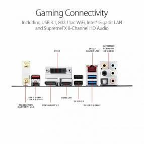 MB ASUS 1151 STRIX Z370-I Gaming S/R/HDMI/DP/WIFI/DDR4
