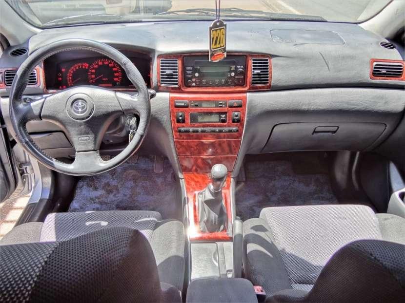Toyota Allex 2001 - 3