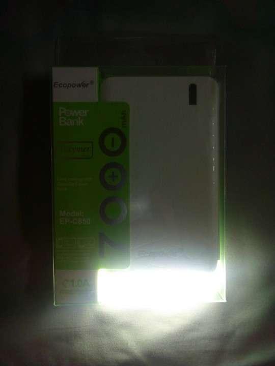 Cargador portátil Ecopower - 3