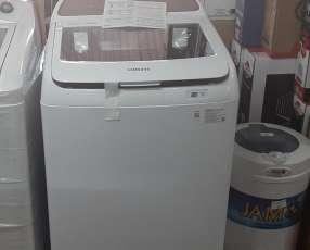 Lavarropa automática carga superior Samsung de 12 kilos