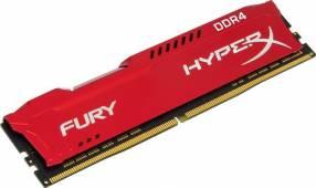 Memoria DDR4 8 GB 2400 Kingston HYPX FURY RED HX424C15FR2/8