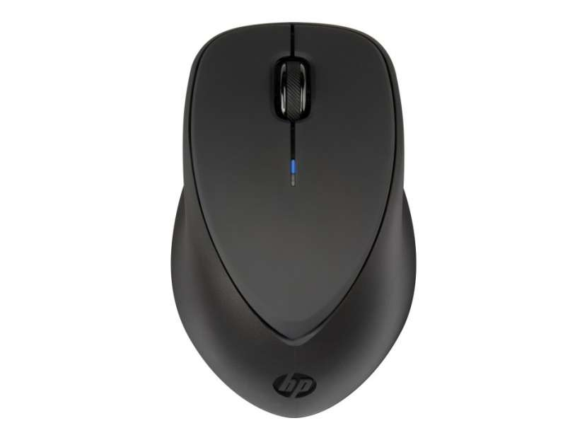 Mouse HP X4000B H3T51AA#ABL negro BT - 0