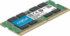 Memoria P/NB DDR4 16 GB 2400 Crucial CT16G4SFD824A