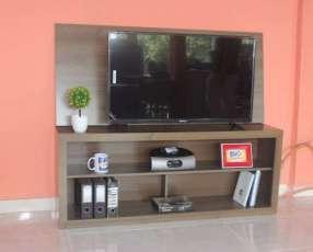 Mueble Rack bahia para tv