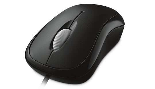 Mouse micro 4yh-00005 negro - 0