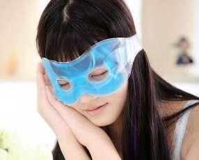 Antifaz de gel frío calor ideal para los dolores de cabeza