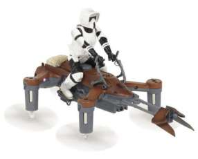 Drone Star Wars 74-Z Speeder Bike Special Ed