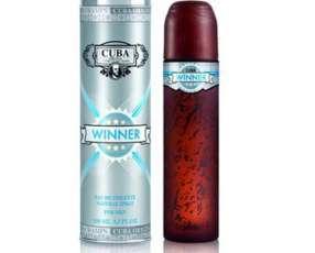 Perfume cuba Paris Winner 100 ml