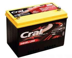 Baterías Cral Rocket