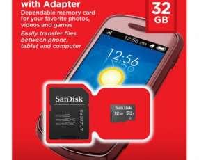 MEM. SD 32GB Micro 2X1 Sandisk