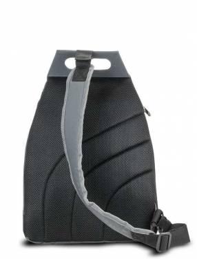 Mochila klip 13.3 pulgadas knb-399 negro