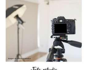 Estudio fotográfico