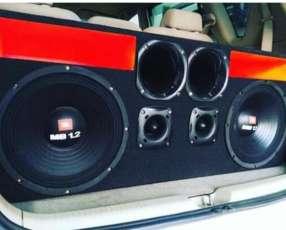 Caja de sonido JBL