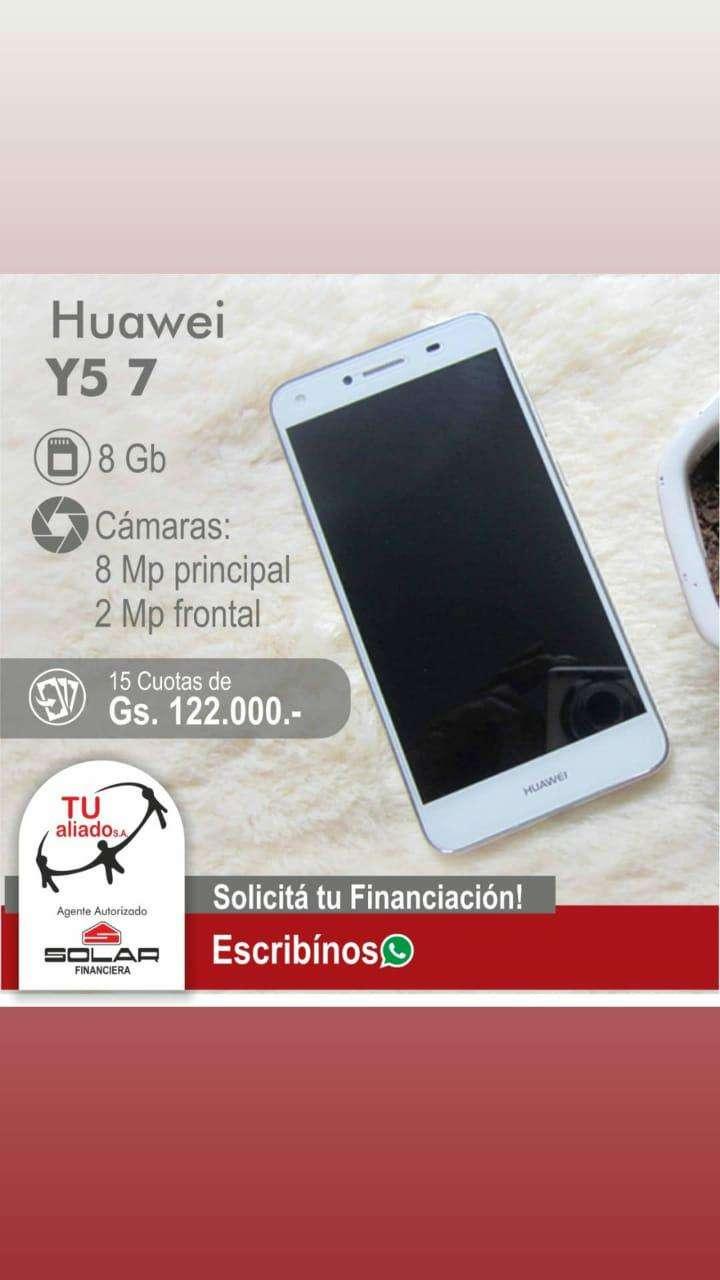 Huawei Y5 7 - 0