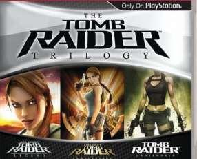 The tomb raider trilogy para PS3