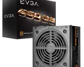 Fuente EVGA 650W B3 80 Plus Bronze 220-B3