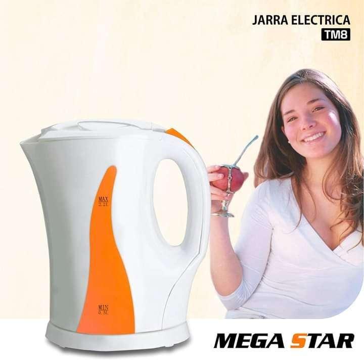 Hervidora Megastar