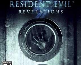 Resident evil 1 revelations para PS3