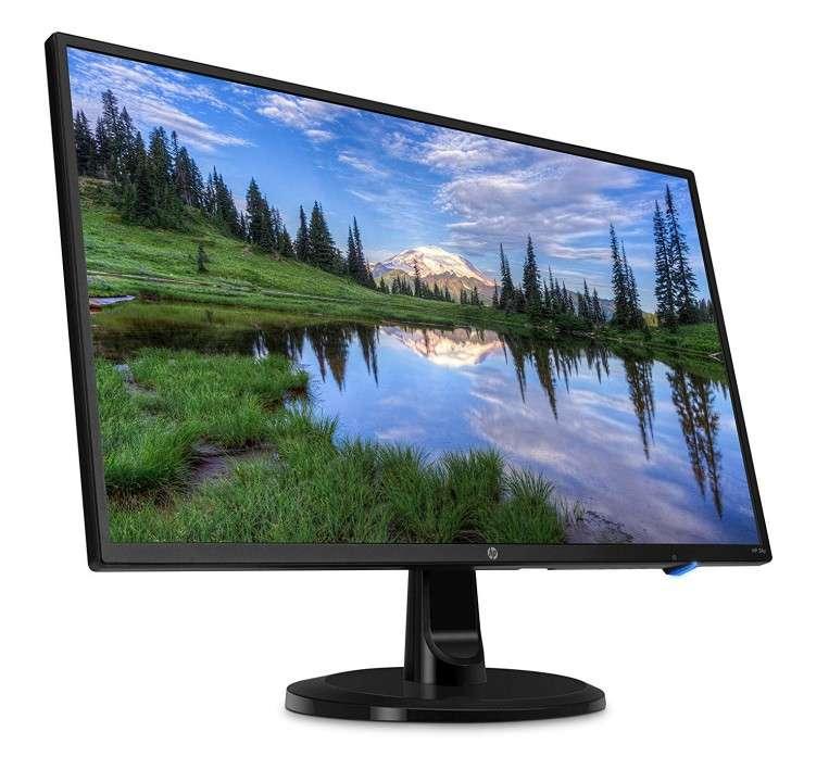Monitor HP 24 pulgadas 24Y IPS FHD VGA/HDMI - 0
