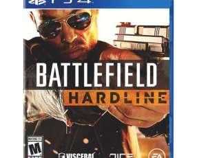 Battlefield hardline para PS4