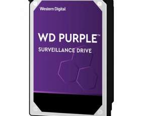 HD SATA 3 12 TB Western digital purple 7200 256mb wd121purz