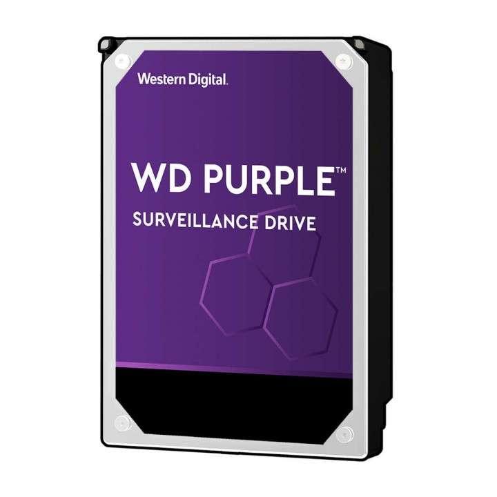 HD SATA 3 12 TB Western digital purple 7200 256mb wd121purz - 0