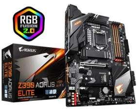 MB Gigabyte 1151 Z390 AORUS ELITE S/R/HDMI/M2/DDR4/ATX