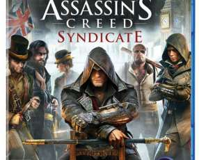 Assassin´s creed syndicate para PS4